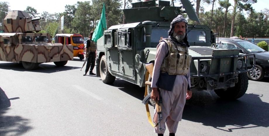 війна в Афганістані