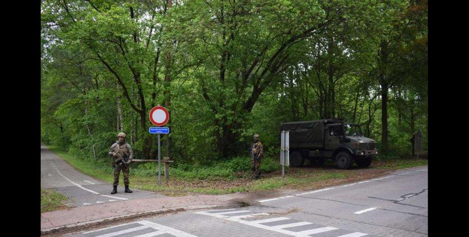 виявлений труп спецназівця в Бельгії