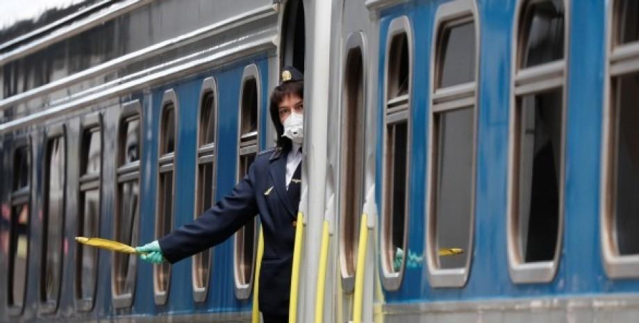 укрзалізниця, пасажирський вагон, фото