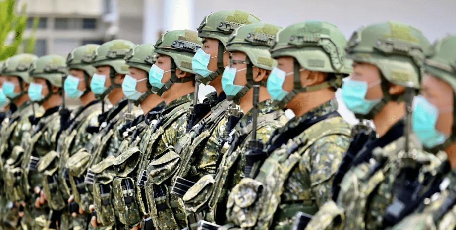 напруга між Тайванем і Китаєм