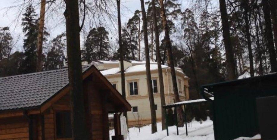 """Дом Азарова в России. Фото: скриншот / """"Проект"""""""