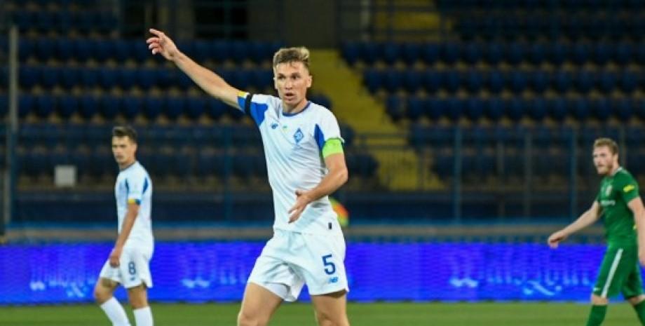 Сергей Сидорчук, Динамо Киев, футбол