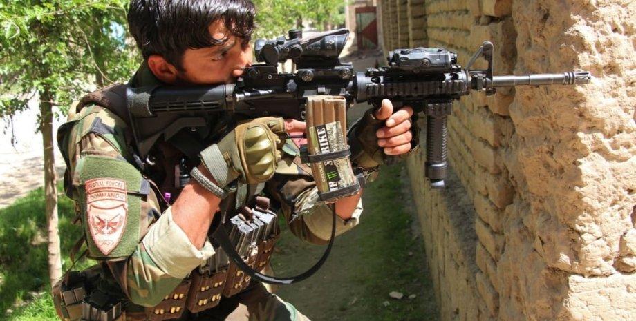 Афганістан, армія Афганістану, солдати Афганістану