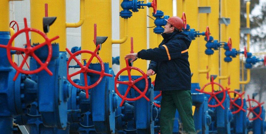 Поставки газа / Фото: РИА Новости