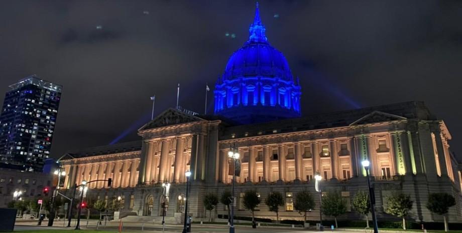 Мерія Сан-Франциско, сша, візит Зеленського