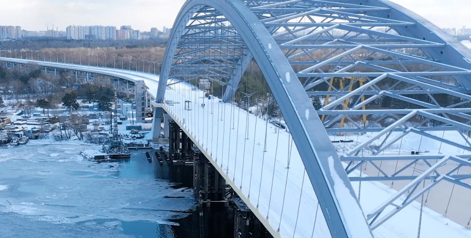 Подольский мост, Киев