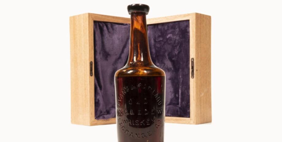 Самый старый виски в мире, виски, гражданская война в сша, Old Ingledew