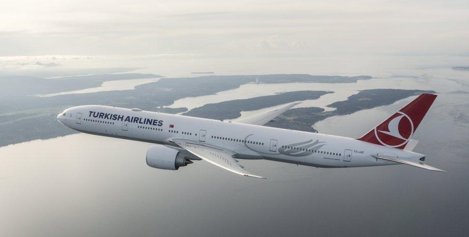 turkish airlines, турецкие авиалинии