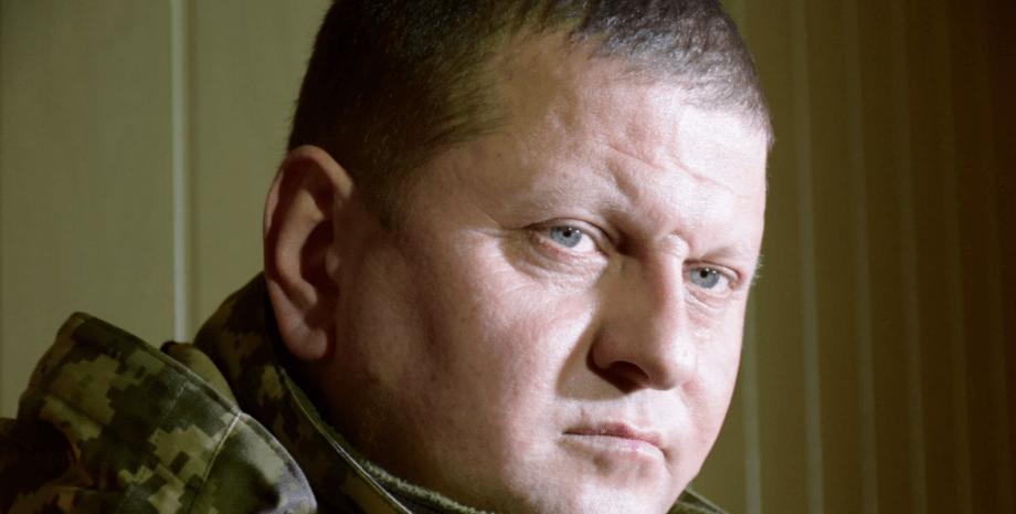 новый главнокомандующий ВСУ Валерий Залужный