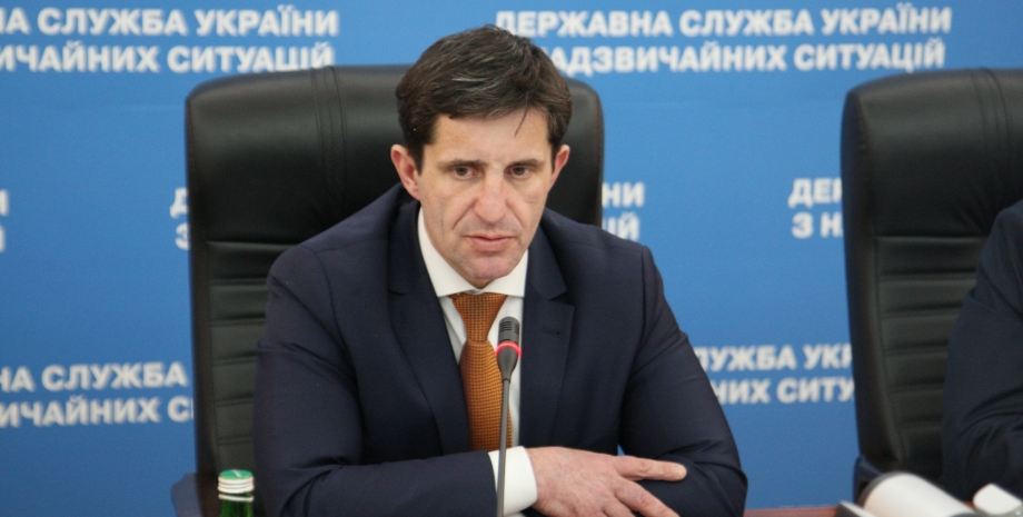 Зорян Шкиряк / Фото: mvs.gov.ua