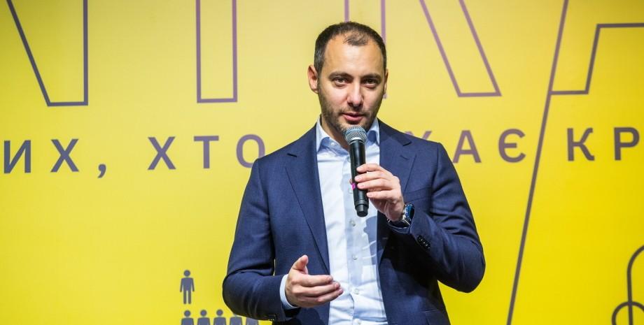 Александр Кубраков, министр инфраструктуры
