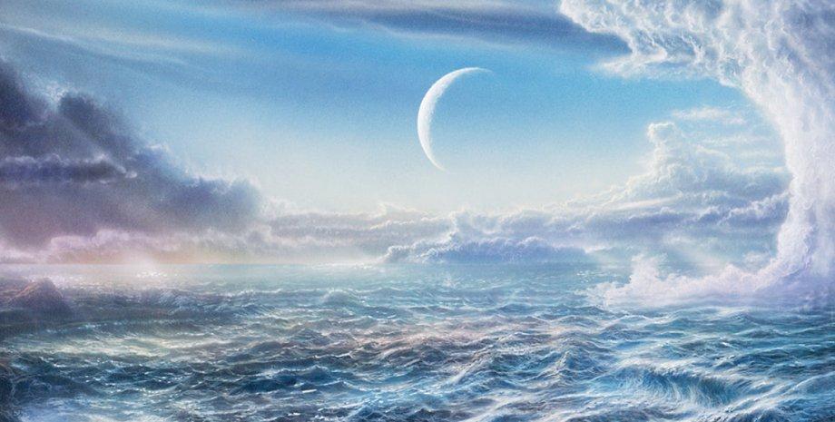 Рання атмосфера Землі