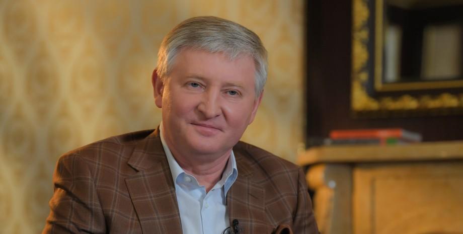 Рінат Ахметов Шахтар Донецьк