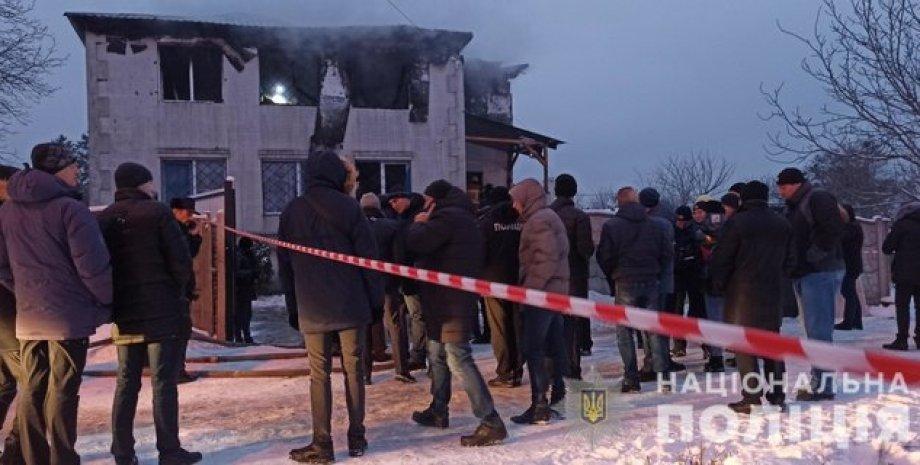пожар, харьков, дом престарелых, погибшие, пострадавшие