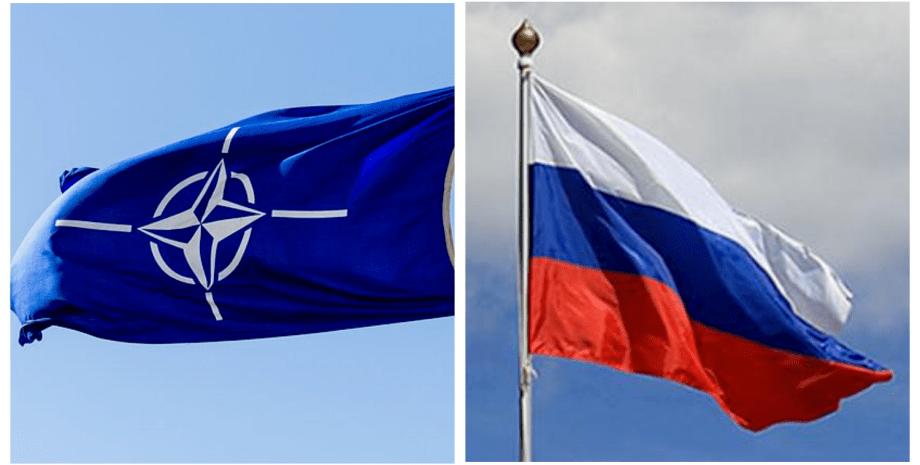 прапори, Росія, НАТО, дипломати