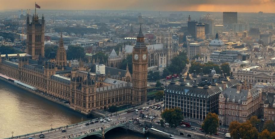 лондон, фото