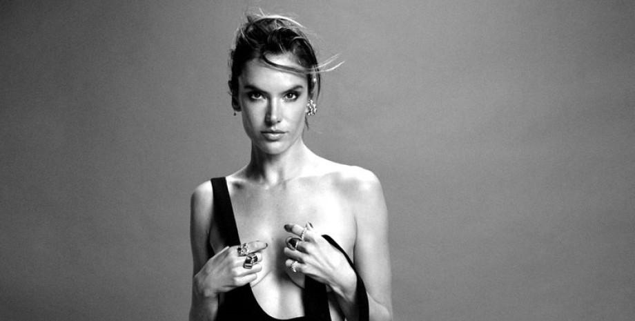 алессандра амбросио, модель, Vogue Mexico