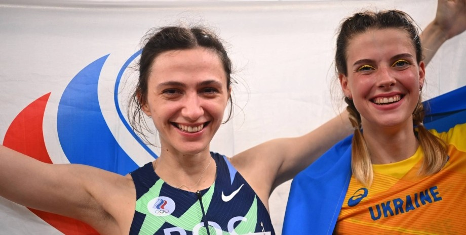 Мария Ласицкене, Ярослава Магучих, Олимпиада-2020, скандал