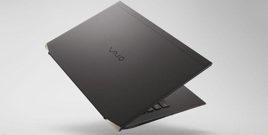 ноутбук, Vaio Z, VaioZ, Core i7-11357H, вуглецевий, карбоновий, лептоп