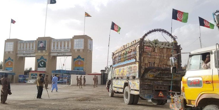 конфликт в афганистане