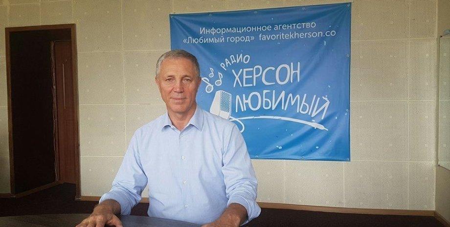 Экс-мэр Херсона Владимир Сальдо. Фото: facebook.com