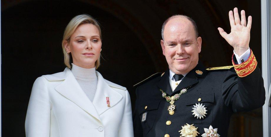 князь монако, князівство монако, княгиня Шарлен
