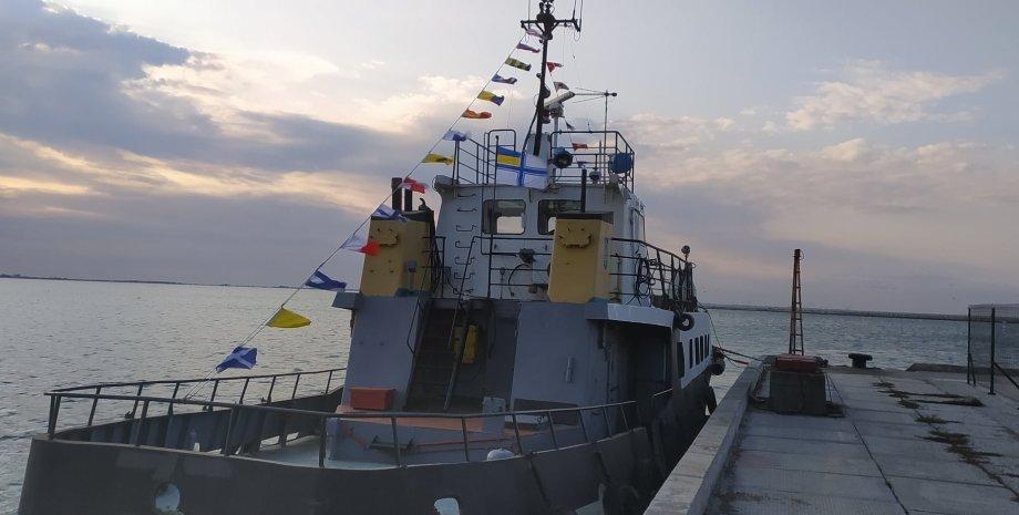 передача кораблів у ВМС України