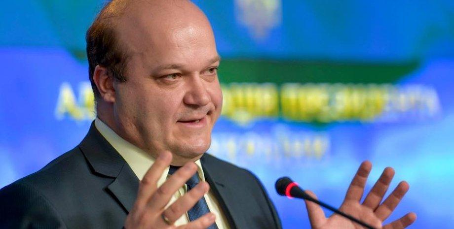 Валерий Чалый / пресс-служба президента