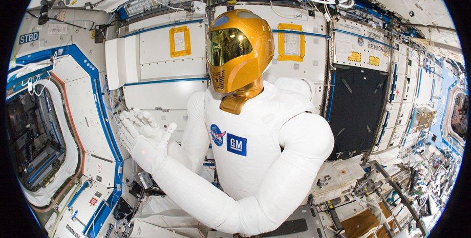 Робонавт / Фото: NASA
