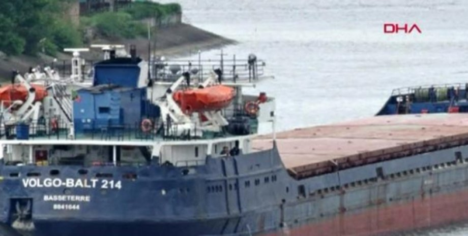 "Грузовое судно ""Волго-Балт 214"""