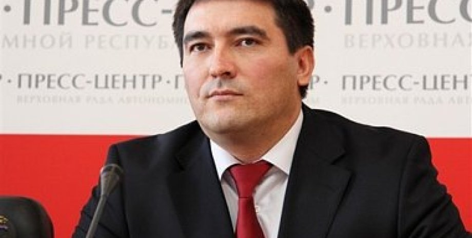 Рустам Темиргалиев / Фото: cci.crimea.ua