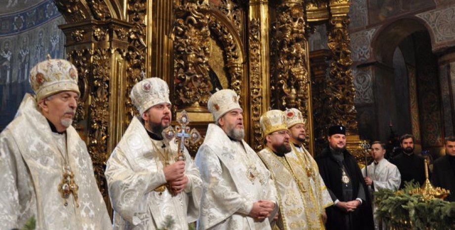 Рождественская литургия в 2019 году / Фото: Радио Свобода