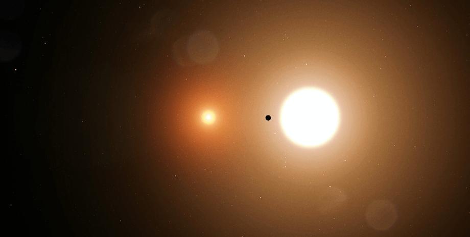 зірки, Сонце, космос, фото