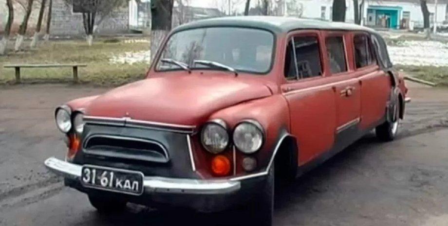Лимузин Запорожец, Лимузин ЗАЗ-965, горбатый Запорожец, ЗАЗ-965, горбатый ЗАЗ