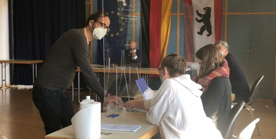 Германия, выборы
