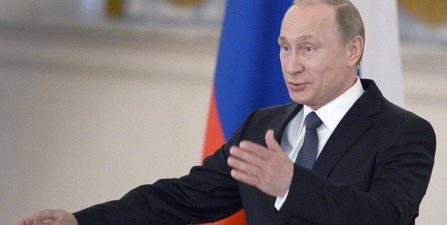 Владимир Путин / Фото: www.eurosport.ru