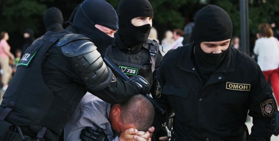 Аресты в Беларуси