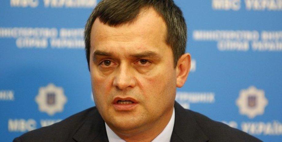 Виталий Захарченко / Фото: УНИАН