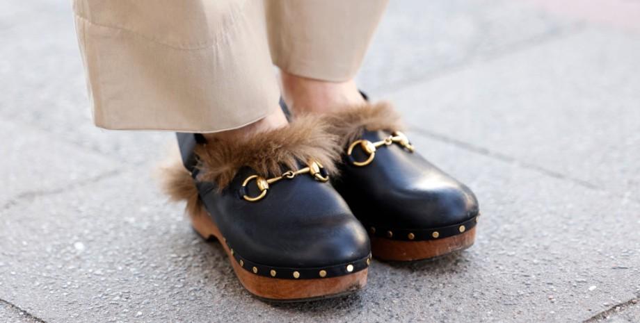 тренды обуви, клоги, тренды осени 2021