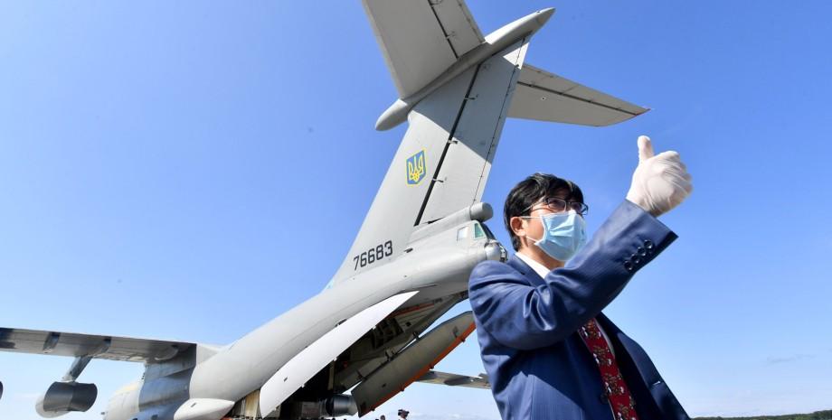 Посол Китая в Украине - вакцины из Китая