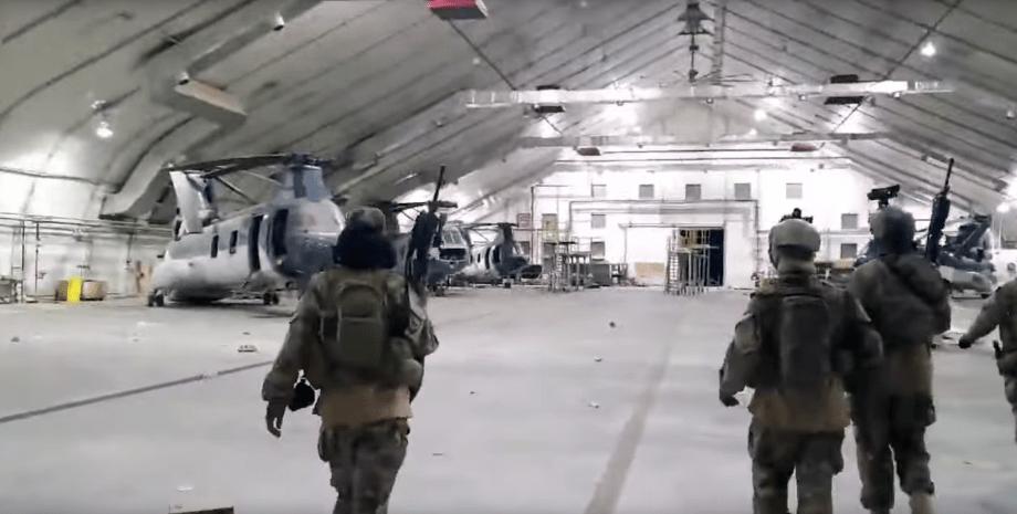американское вооружение у талибов