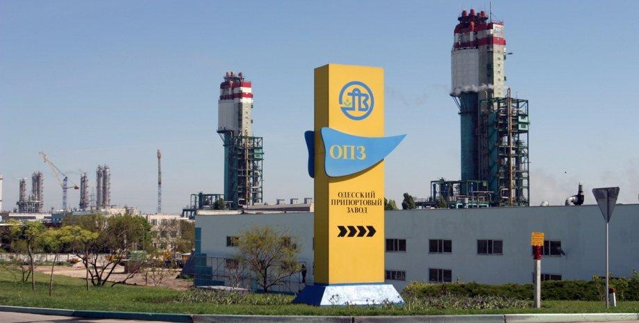 Одесский припортовый завод / Фото: сайт города Южный