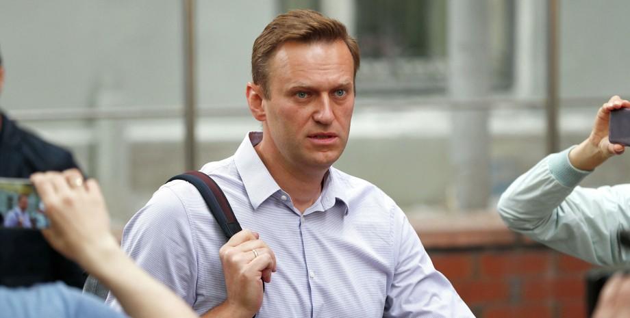 Алексей Навальный, оппозиционер, Россия, москва