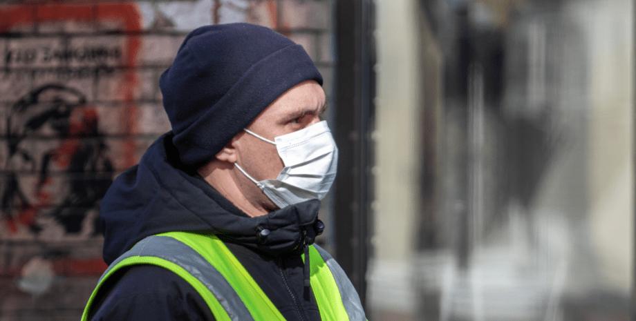 масочный режим, наказание за отсутствие маски, полиция