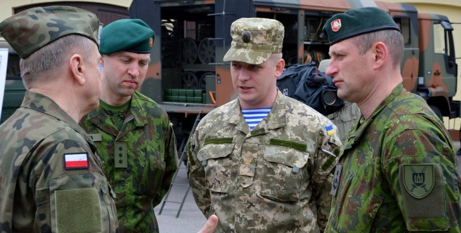 военная миссия ЕС в Украине