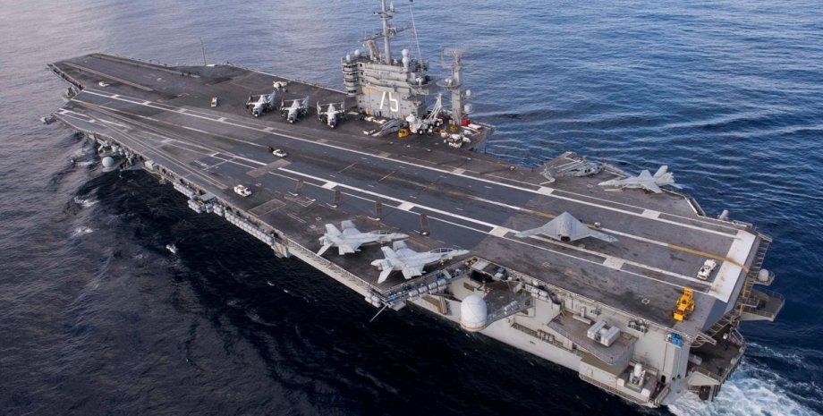 Авианосец USS Harry S. Truman / Фото: navy.mil