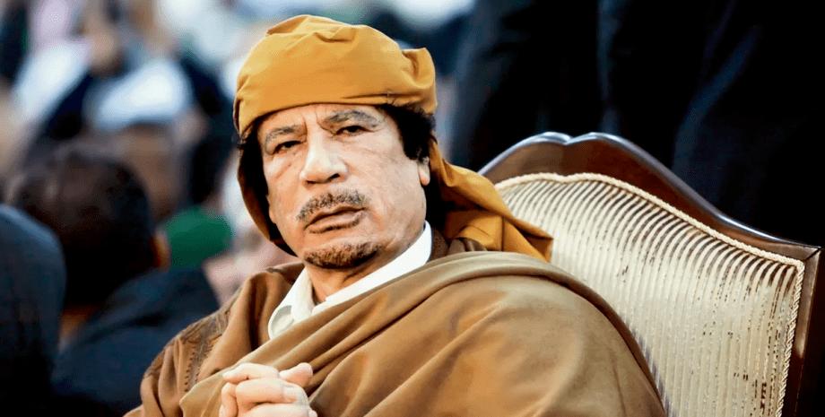 перезахоронение каддафи