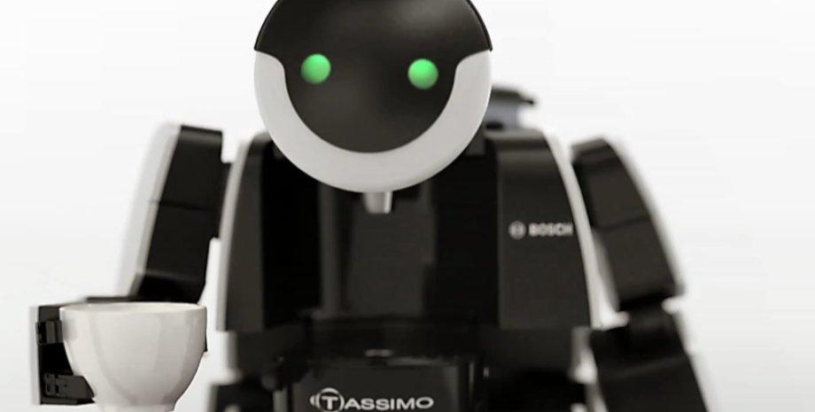 роботи, кави, робототехніка