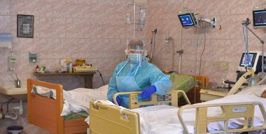 коронавирус, коронавирус в Украине, дельта штамм в Украине