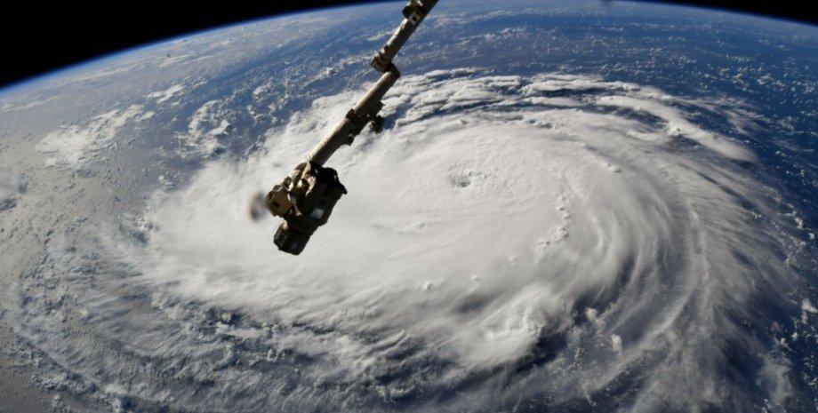 ураган, шторм, океан